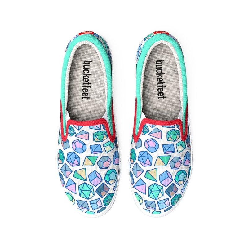 Dice Daze Shoes Colour Men's Shoes by Critical Shoppe