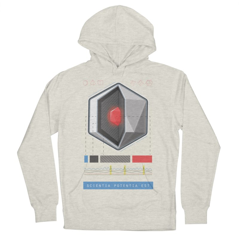 The D20 Core Men's French Terry Pullover Hoody by Critical Shoppe