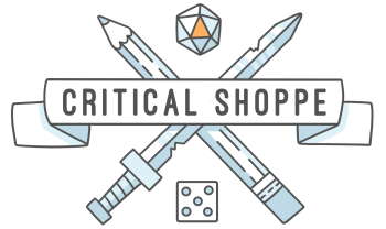 Critical Shoppe Logo