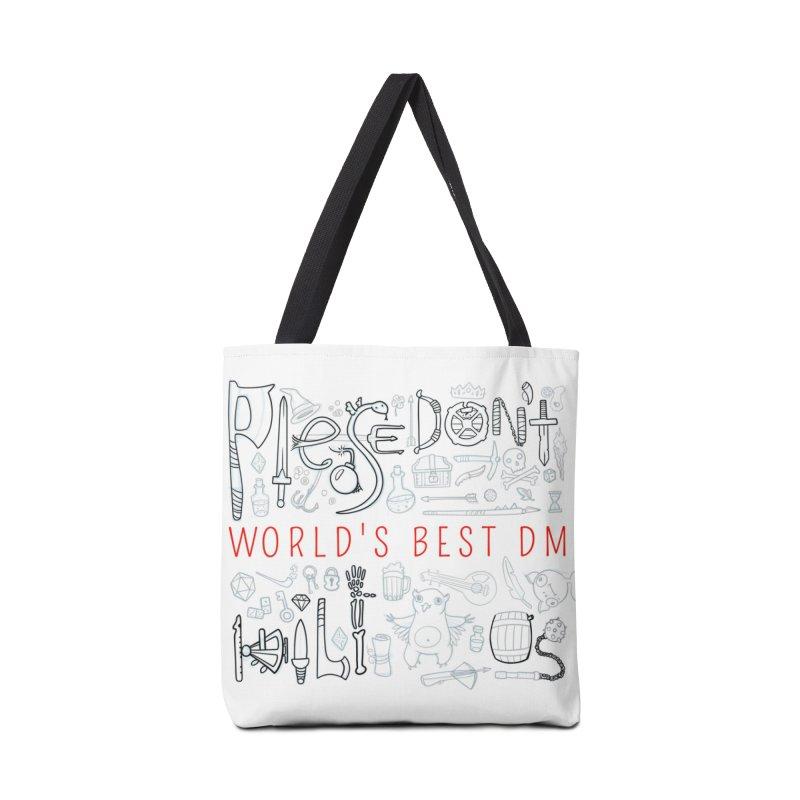 World's Best DM Accessories Bag by Critical Shoppe