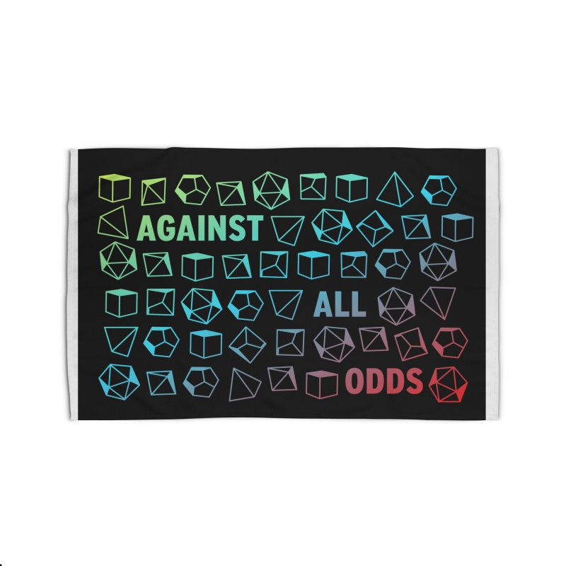 Against All Odds Home Rug by Critical Shoppe