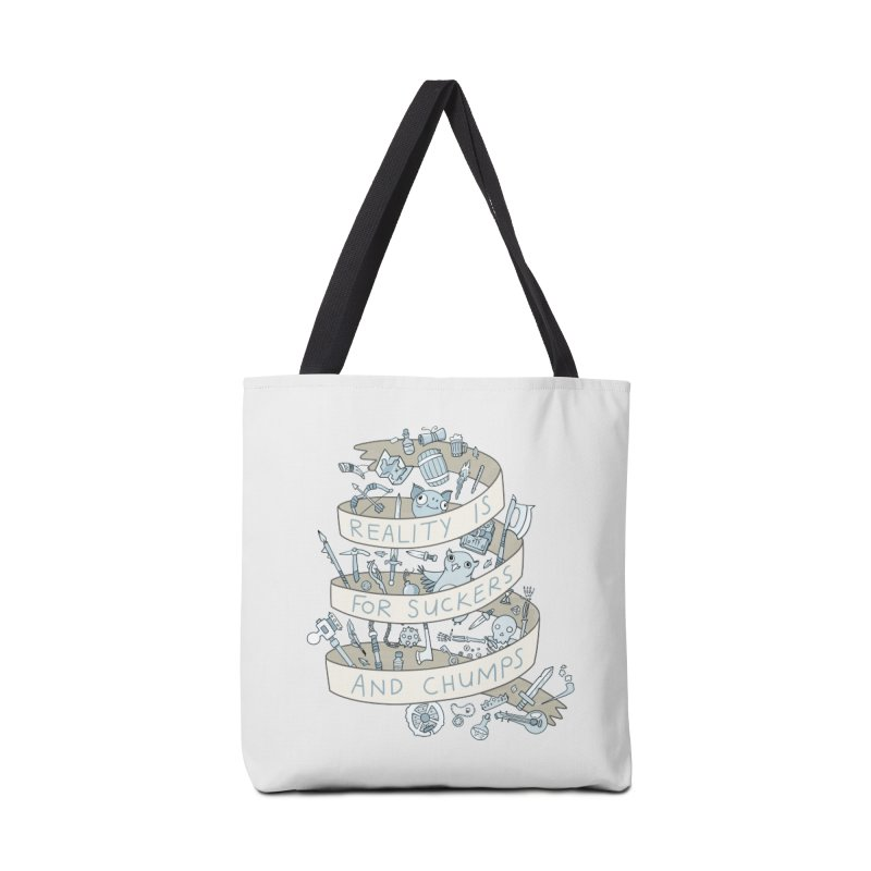 Fantasy is for Winners Accessories Bag by Critical Shoppe