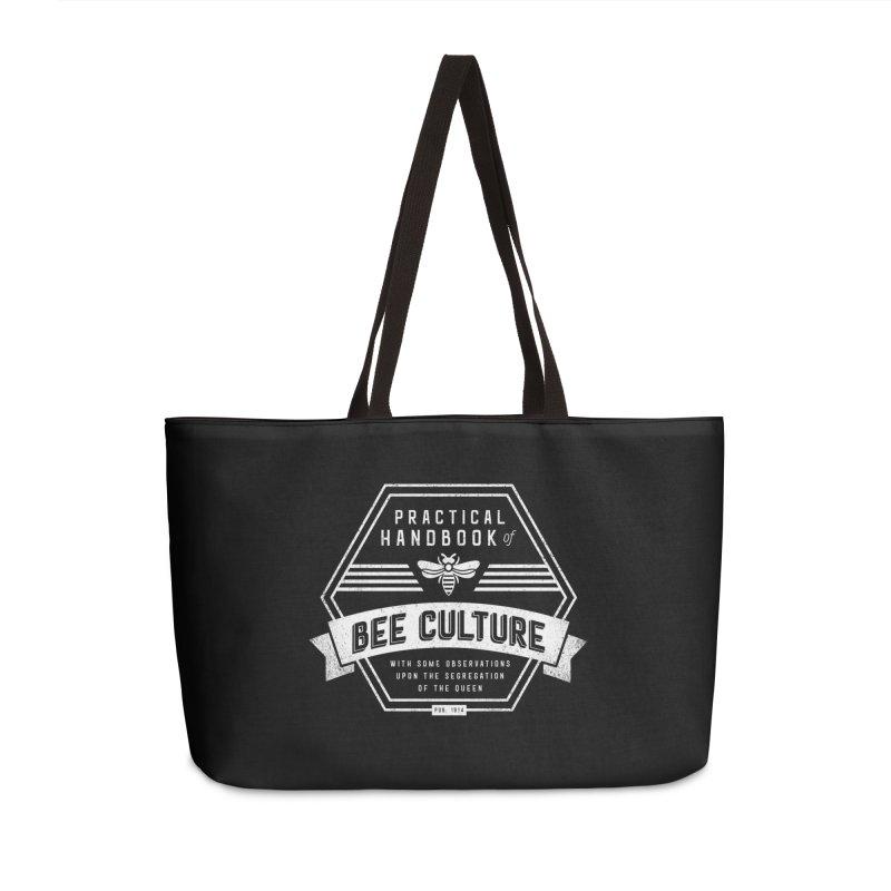 Holmes Handbook Accessories Bag by Crowglass Design