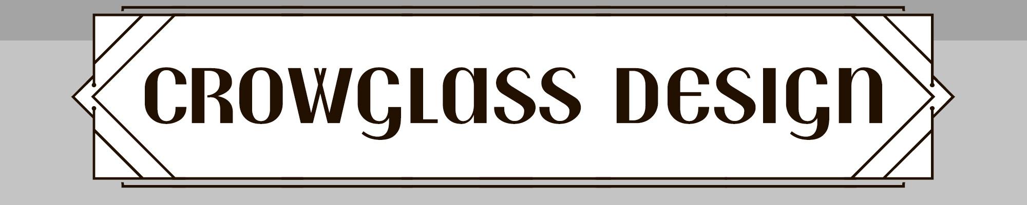 CrowglassDesign Cover