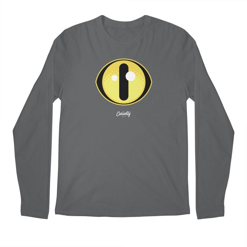 Curiosity Supply Co. Logo Tee Men's Longsleeve T-Shirt by Curiosity Supply Co.