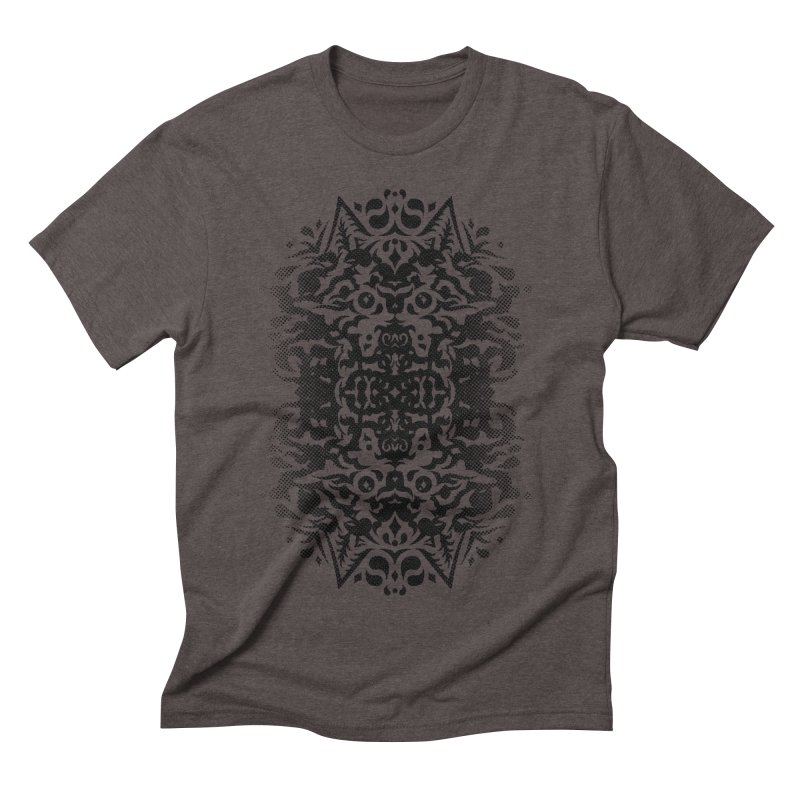 Pathfinder Men's Triblend T-shirt by Curiosity Supply Co.