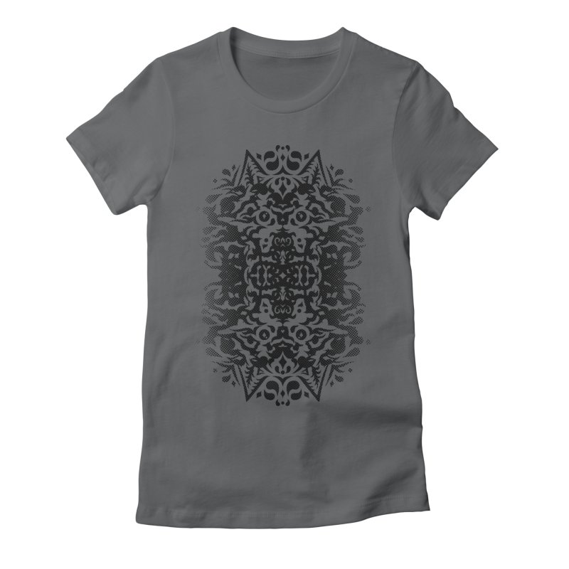 Pathfinder Women's Fitted T-Shirt by Curiosity Supply Co.