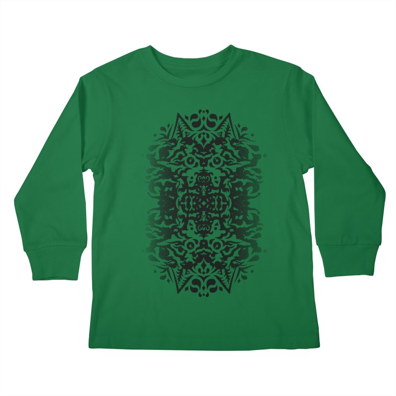 Pathfinder Kids Longsleeve T-Shirt by Curiosity Supply Co.