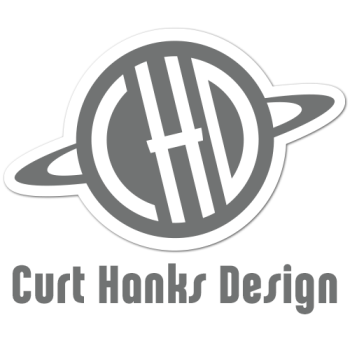 CurtHanksDesign's Artist Shop Logo