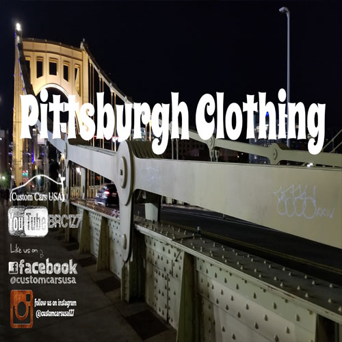 Pittsburgh-Clothing