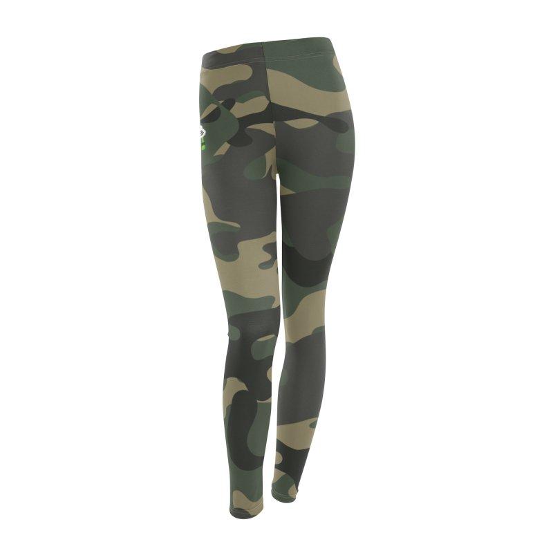 Leggings Camo Women's Bottoms by Custom Cars USA Clothing