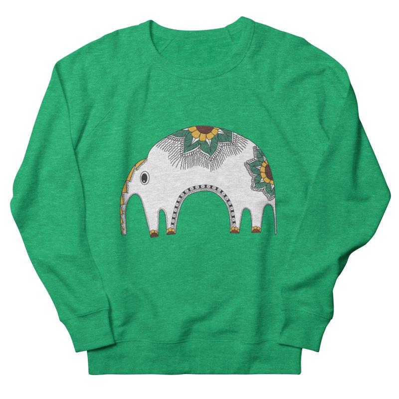 Stylish Elephant Women's Sweatshirt by Cutedesigning's Artist Shop