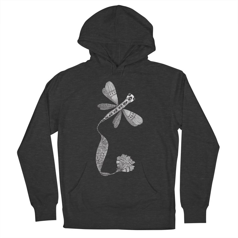Stylish Dragonfly Women's Pullover Hoody by Cutedesigning's Artist Shop