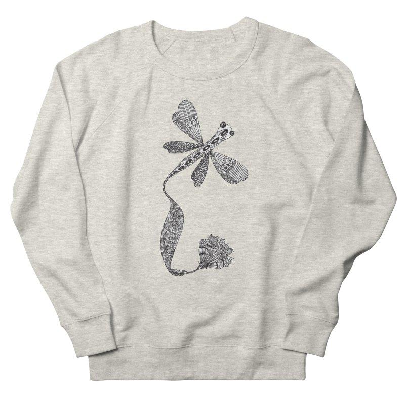 Stylish Dragonfly Women's Sweatshirt by Cutedesigning's Artist Shop