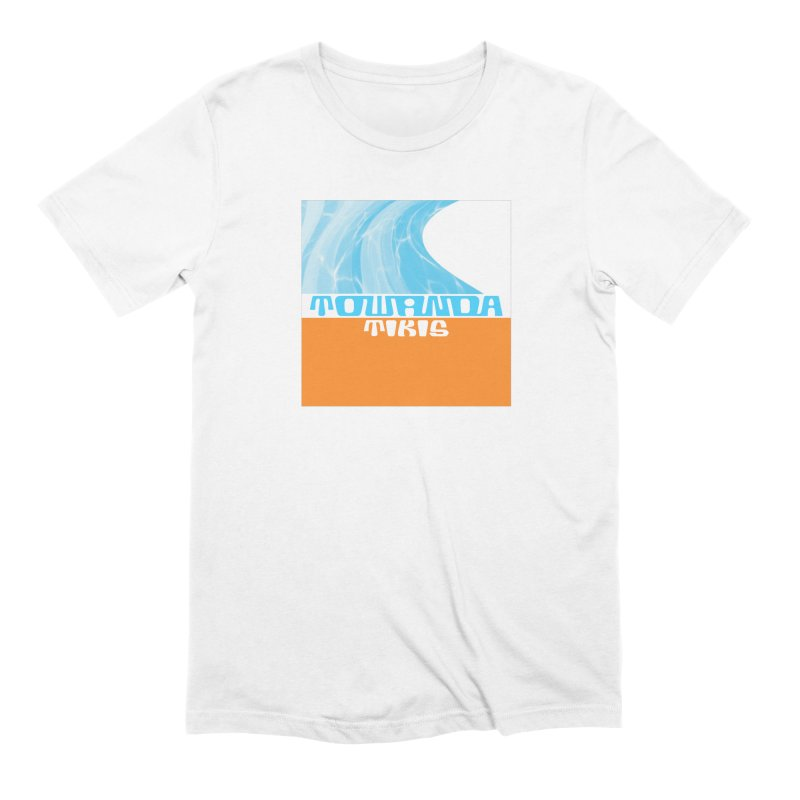 Towanda Tikis Logo Men's Extra Soft T-Shirt by Cy The Elephart's phArtist Shop