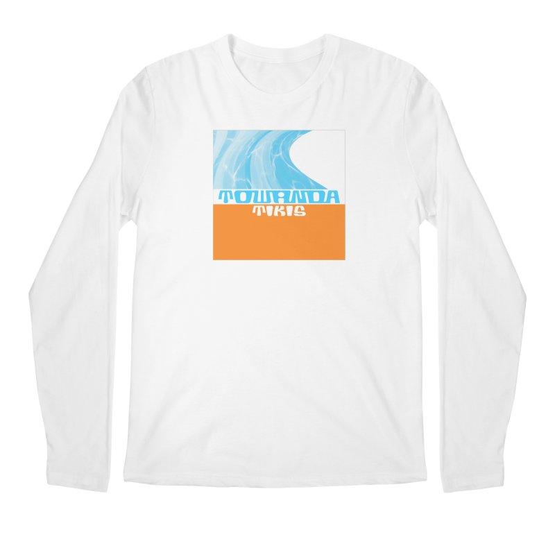 Towanda Tikis Logo Men's Longsleeve T-Shirt by Cy The Elephart's phArtist Shop
