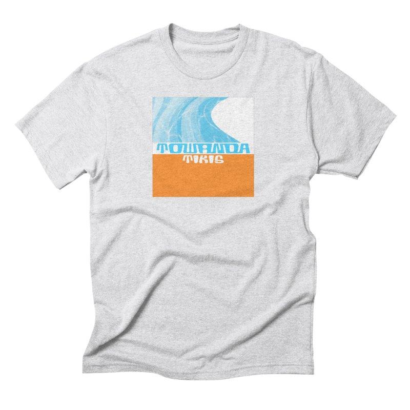 Towanda Tikis Logo Men's T-Shirt by Cy The Elephart's phArtist Shop