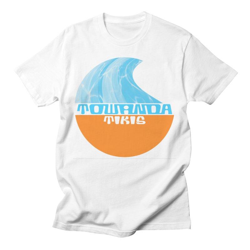 Towanda Tiki Circle Logo Women's T-Shirt by Cy The Elephart's phArtist Shop