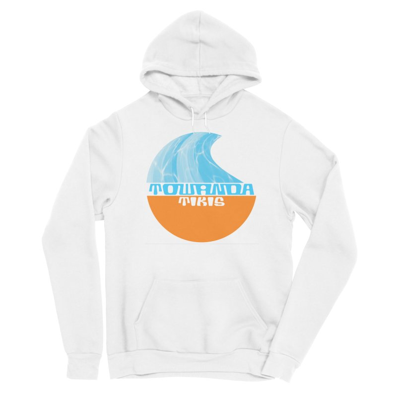 Towanda Tiki Circle Logo Men's Pullover Hoody by Cy The Elephart's phArtist Shop