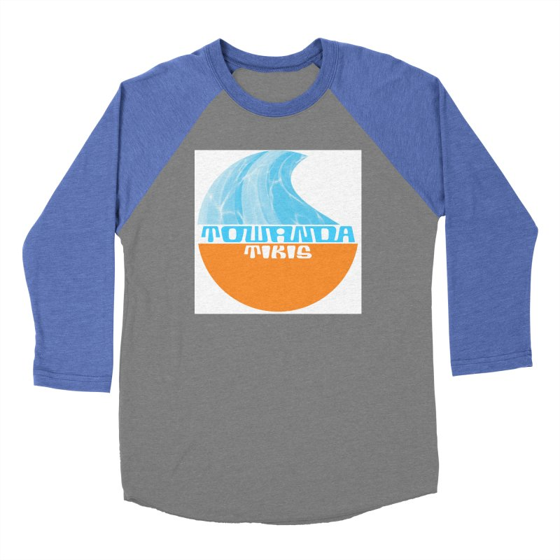 Towanda Tiki Circle Logo Women's Longsleeve T-Shirt by Cy The Elephart's phArtist Shop
