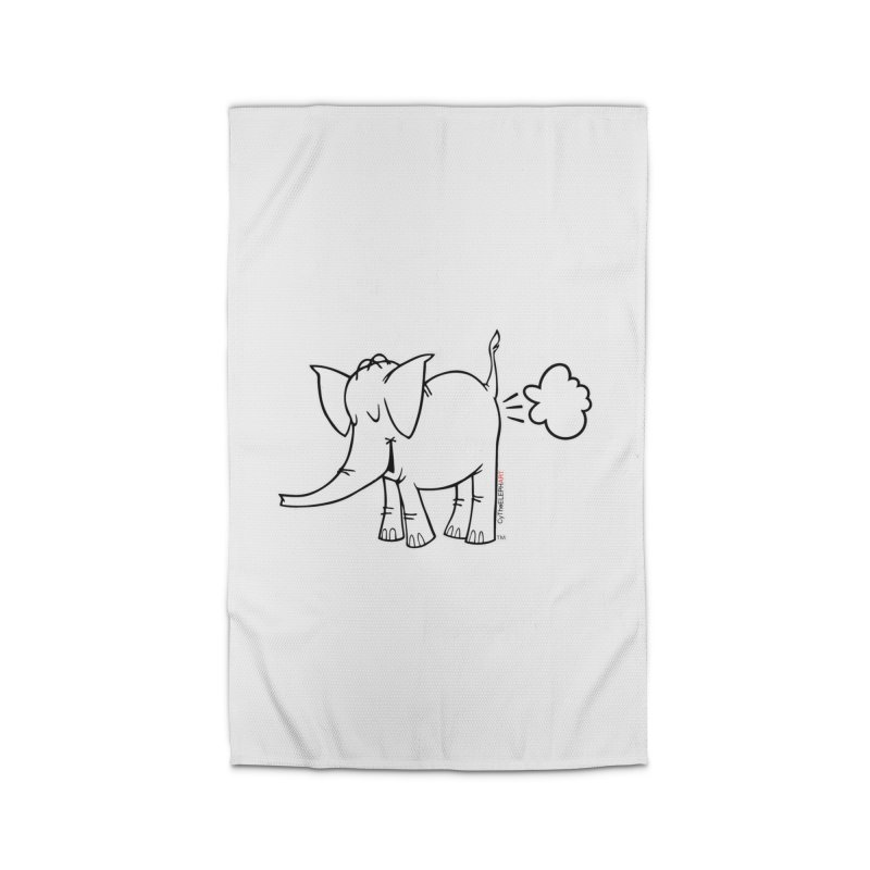 Cy The ElephArt Home Rug by Cy The Elephart's phArtist Shop