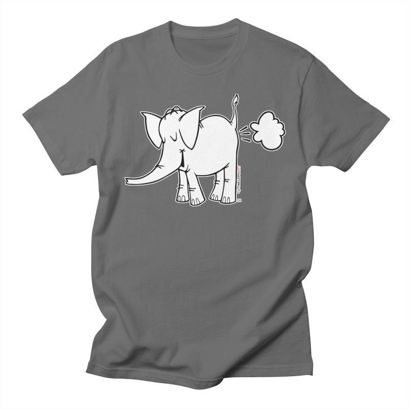 Cy The ElephArt Men's T-Shirt by Cy The Elephart's phArtist Shop