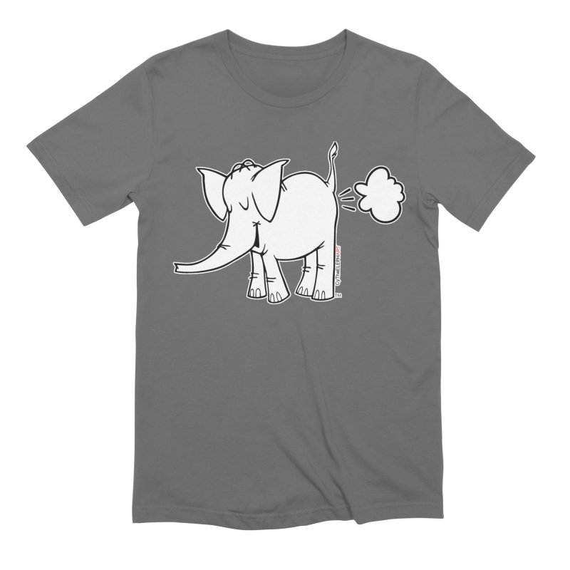 Cy The ElephArt Men's T-Shirt by Cy The Elephart's phArtist Shop
