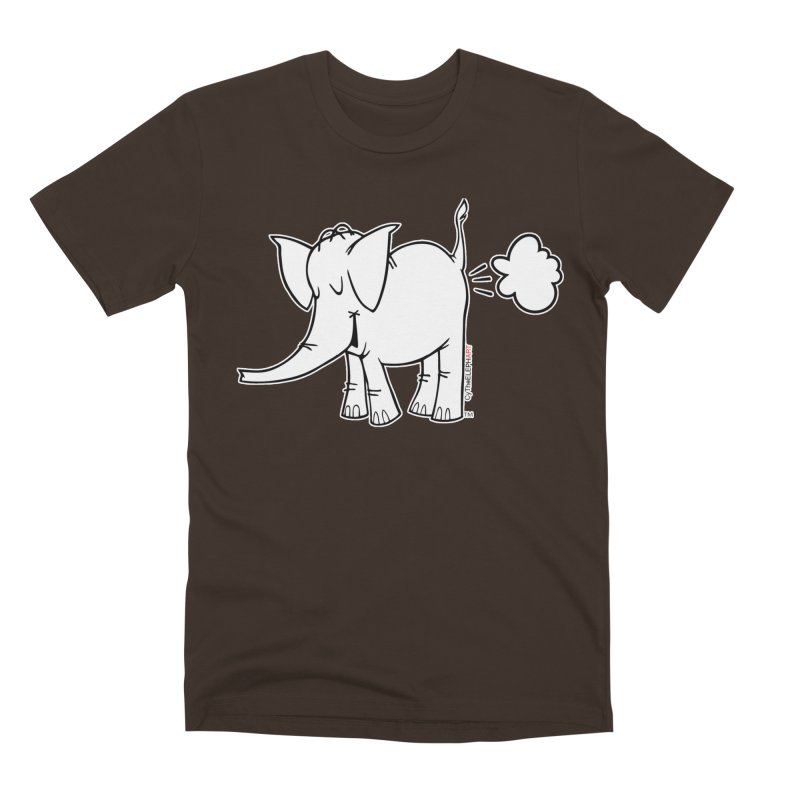 Cy The ElephArt Men's Premium T-Shirt by Cy The Elephart's phArtist Shop