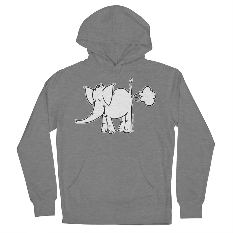 Cy The ElephArt Women's Pullover Hoody by Cy The Elephart's phArtist Shop