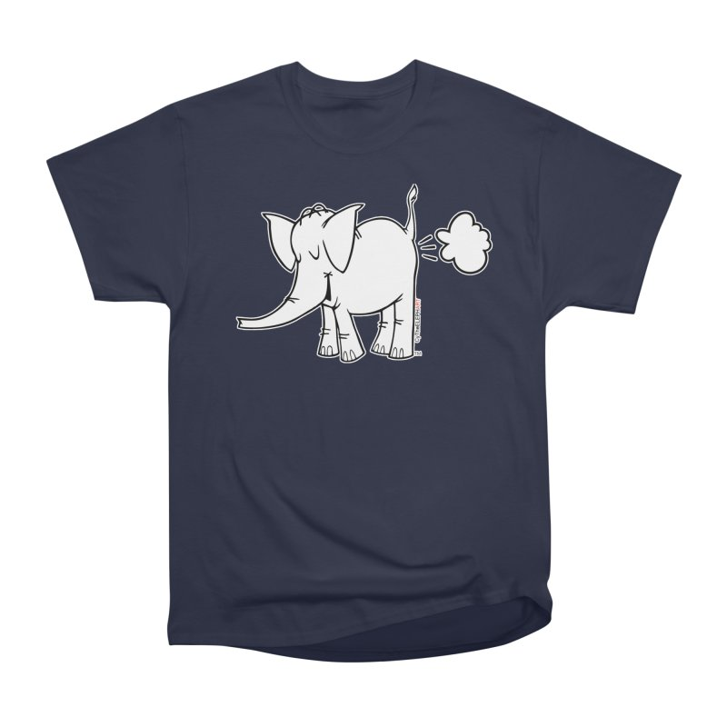 Cy The ElephArt Men's Heavyweight T-Shirt by Cy The Elephart's phArtist Shop