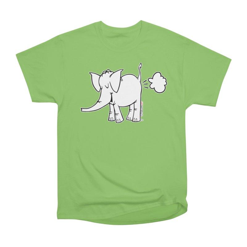 Cy The ElephArt Women's Heavyweight Unisex T-Shirt by Cy The Elephart's phArtist Shop