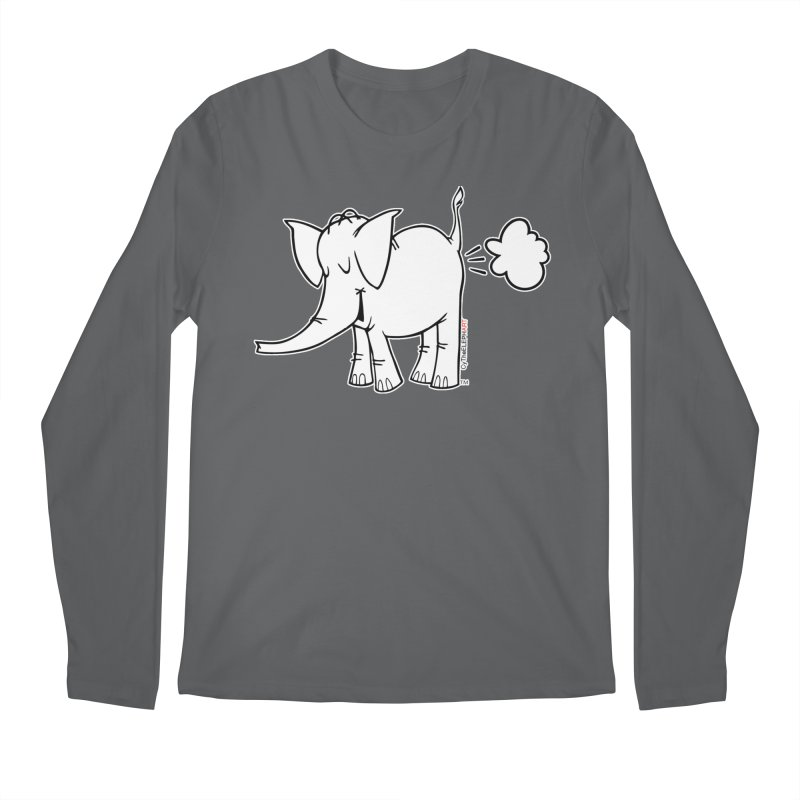 Cy The ElephArt Men's Longsleeve T-Shirt by Cy The Elephart's phArtist Shop
