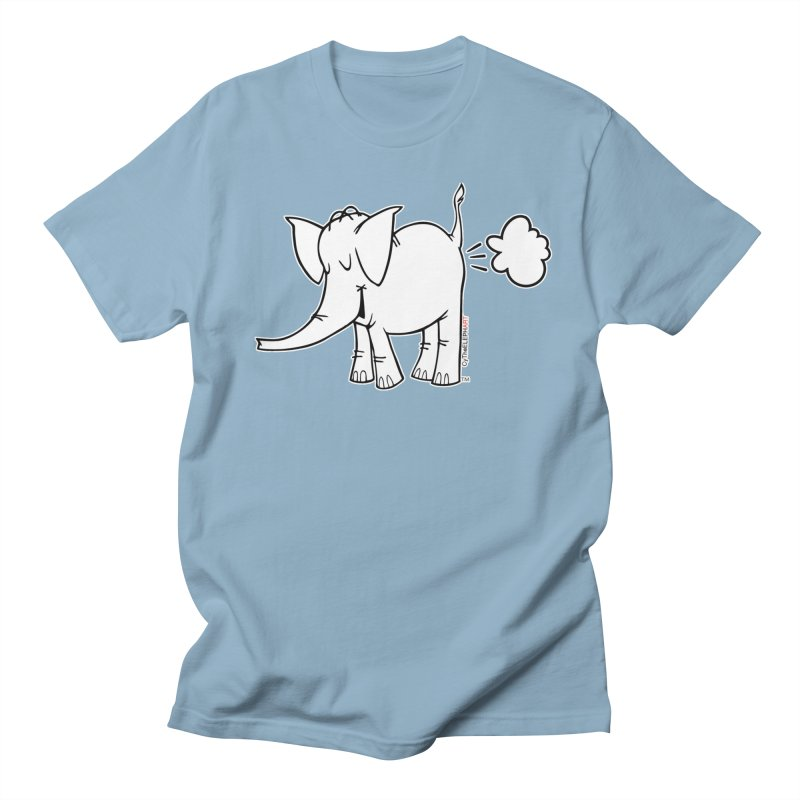 Cy The ElephArt Women's T-Shirt by Cy The Elephart's phArtist Shop