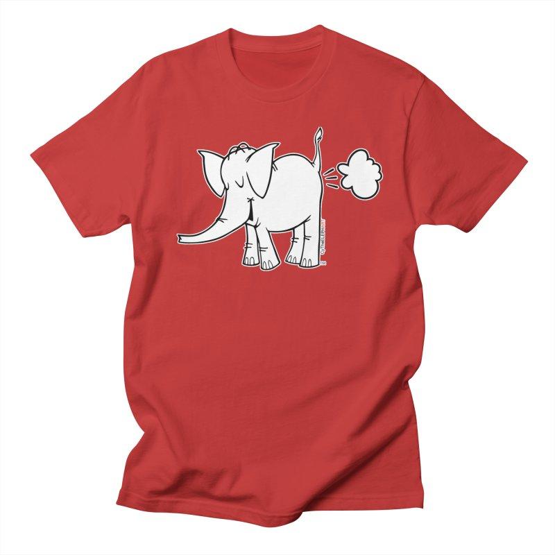 Cy The ElephArt Men's Regular T-Shirt by Cy The Elephart's phArtist Shop