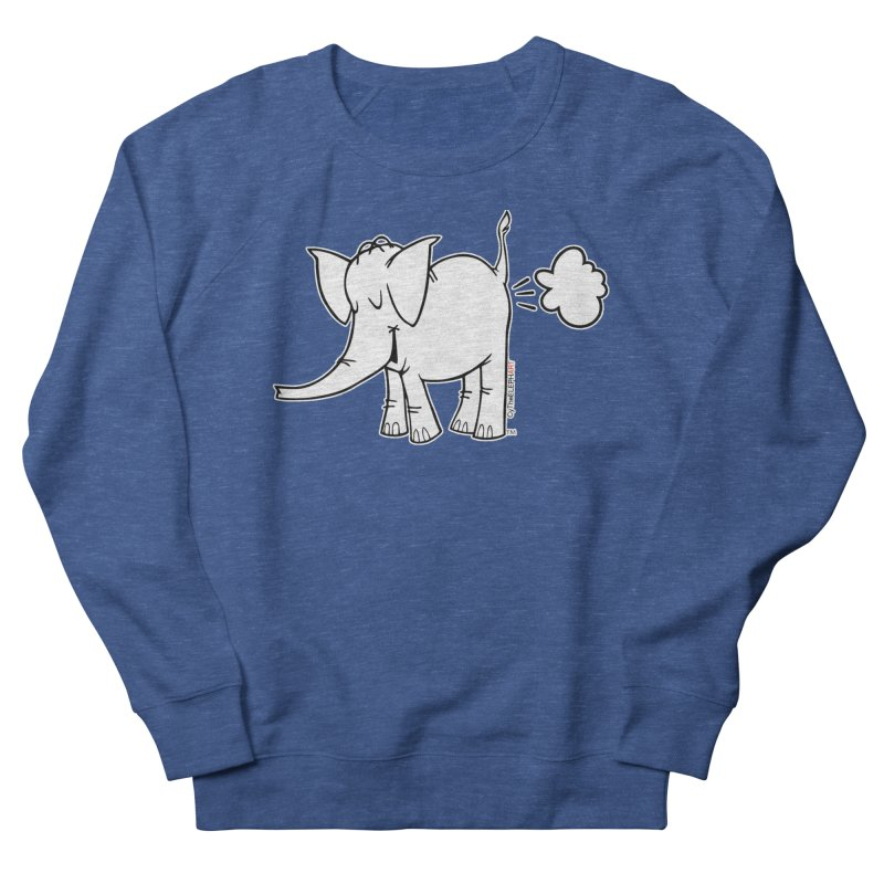 Cy The ElephArt Men's Sweatshirt by Cy The Elephart's phArtist Shop