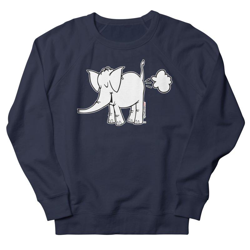 Cy The ElephArt Men's Sweatshirt by Cy The Elephart's phArtist Shop