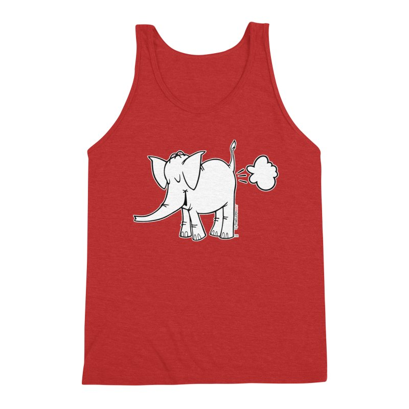 Cy The ElephArt Men's Tank by Cy The Elephart's phArtist Shop