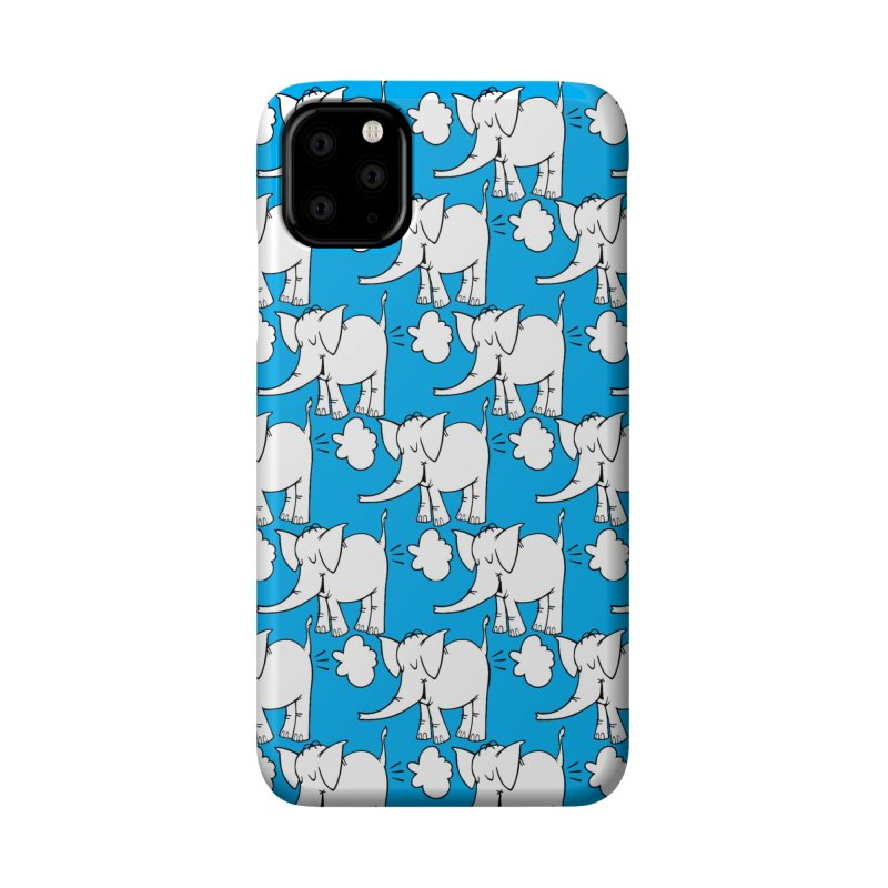 The Cy The ElephArt 'Dutch Oven' Series Accessories Phone Case by Cy The Elephart's phArtist Shop