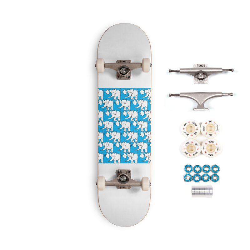 The Cy The ElephArt 'Dutch Oven' Series Accessories Skateboard by Cy The Elephart's phArtist Shop