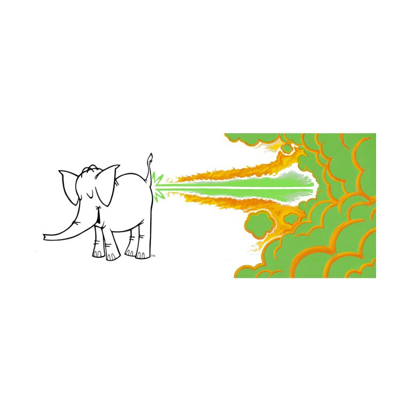 Laser Cy Accessories Beach Towel by Cy The Elephart's phArtist Shop
