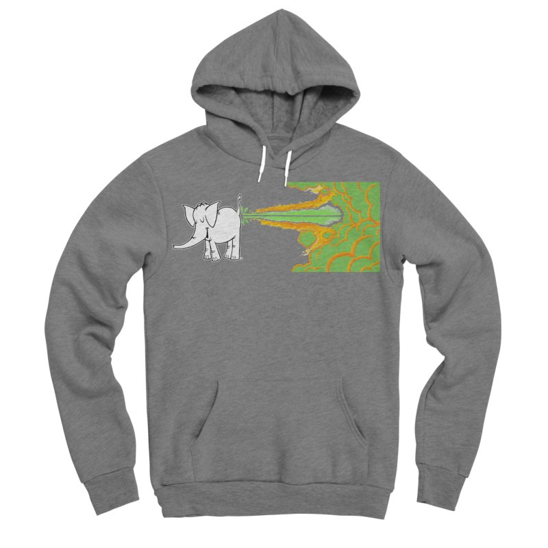 Laser Cy Women's Pullover Hoody by Cy The Elephart's phArtist Shop