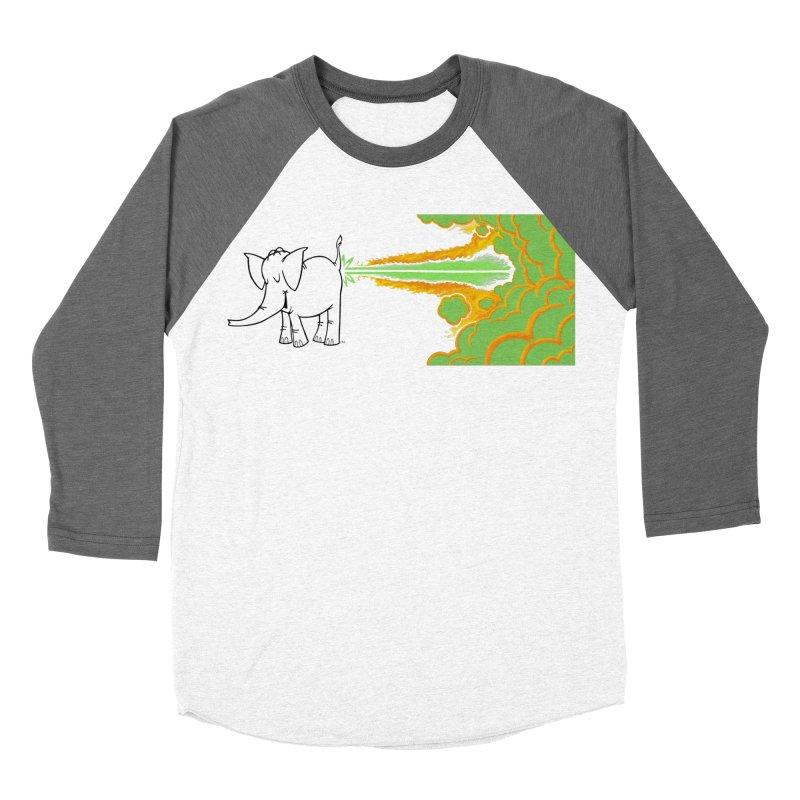Laser Cy Women's Longsleeve T-Shirt by Cy The Elephart's phArtist Shop