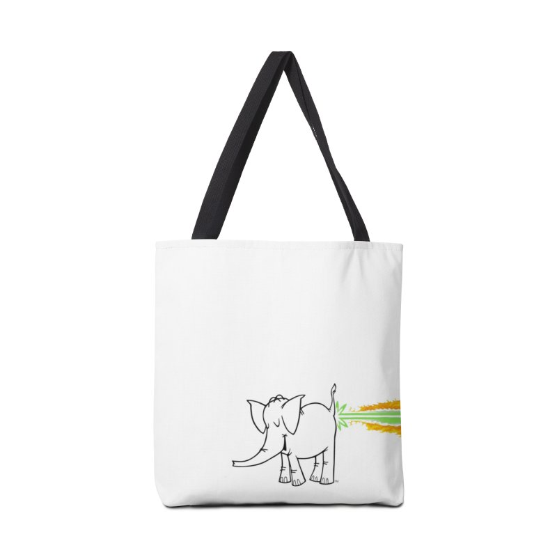 Laser Cy Accessories Tote Bag Bag by Cy The Elephart's phArtist Shop