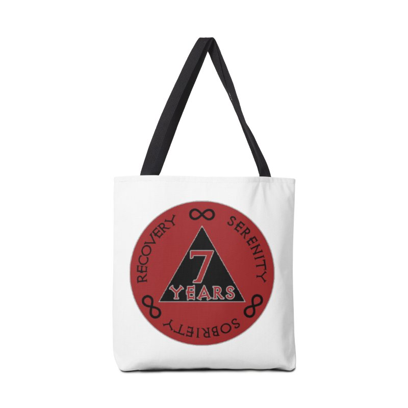 Official BOO Sobriety Chip - Back Accessories Bag by Cyclamen Films Merchandise