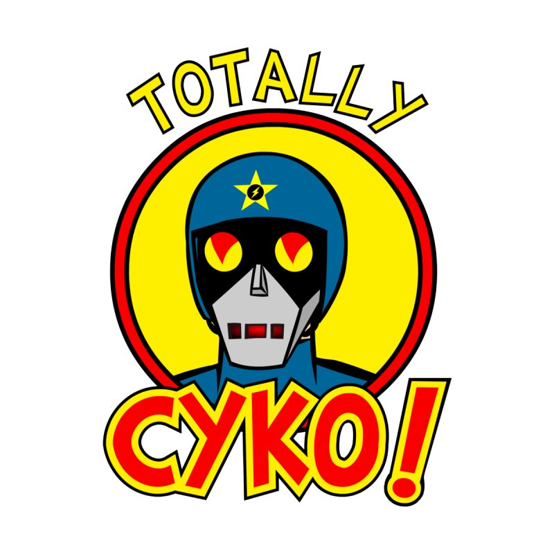 Totally Cyko Tee! by Cykoko's Artist Shop