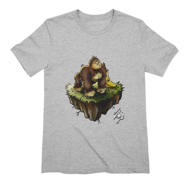 Together Adrift Men's Extra Soft T-Shirt by CyndaChill's Apparel Shop