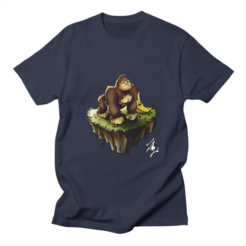 Together Adrift Men's Regular T-Shirt by CyndaChill's Apparel Shop