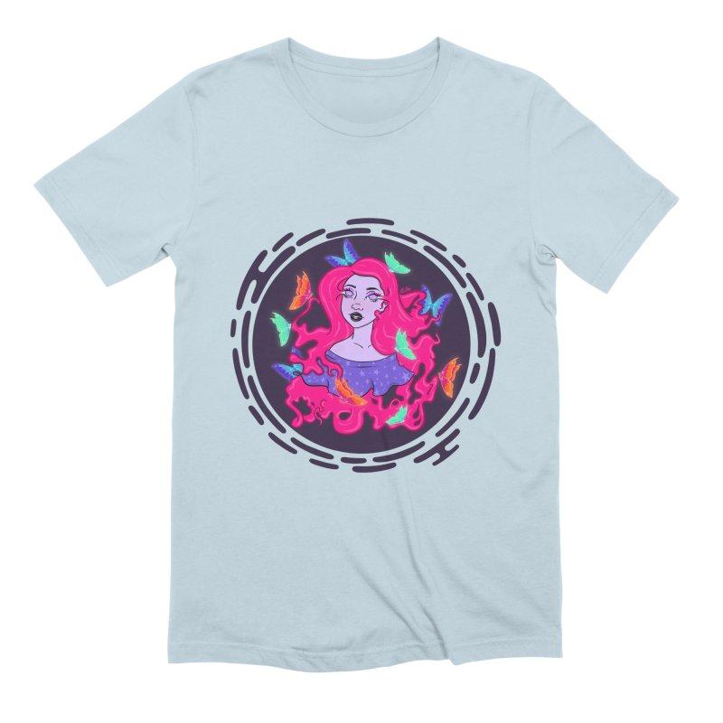 Euphoria Men's Extra Soft T-Shirt by CyndaChill's Apparel Shop
