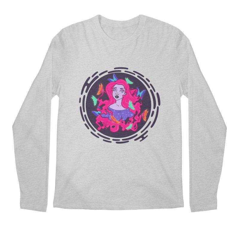 Euphoria Men's Regular Longsleeve T-Shirt by CyndaChill's Apparel Shop