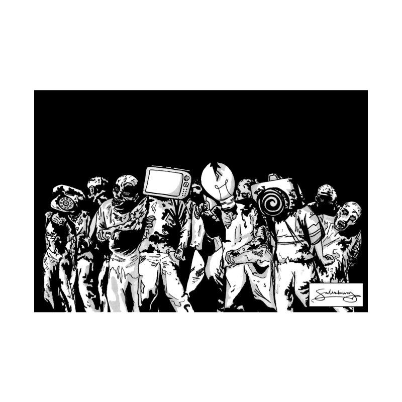 Tech Zombies by CyndaChill's Apparel Shop